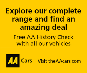 View my used cars on AA Cars